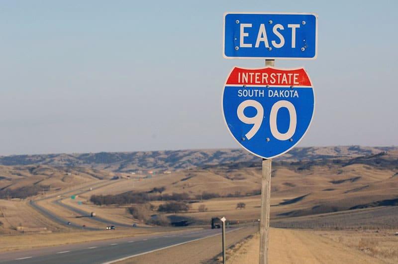 Viagem de carro de Washington a Nova York ou de Nova York a Washington