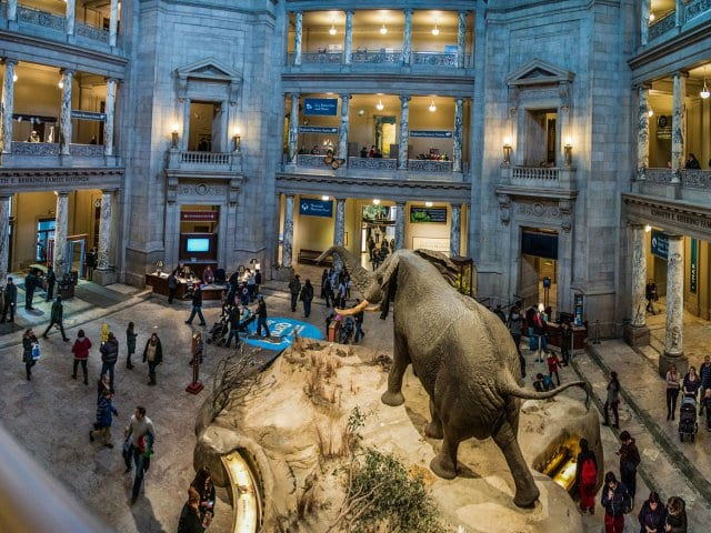 Museus em Washington