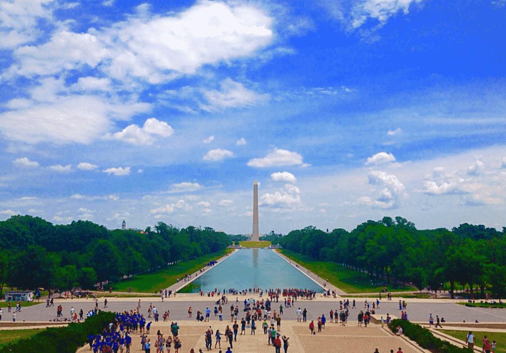Verão em Washington