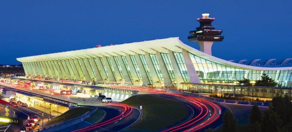 Aluguel de carro no aeroporto de Washington