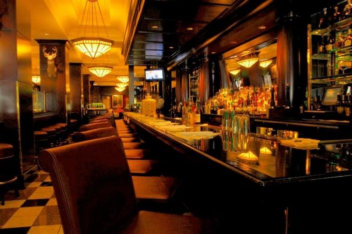 Comer à noite nos restaurantes em Washington