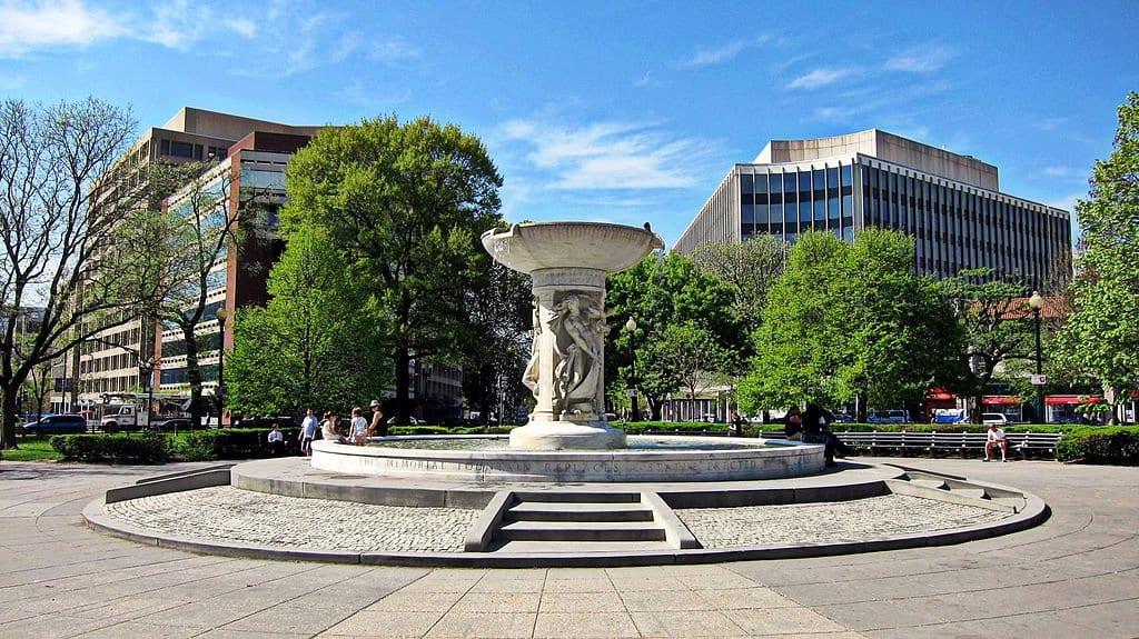 Ficar na região de Dupont Circle em Washington