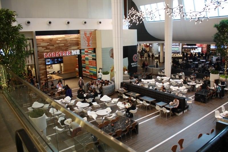 Shopping Westfield Montgomery em Washington