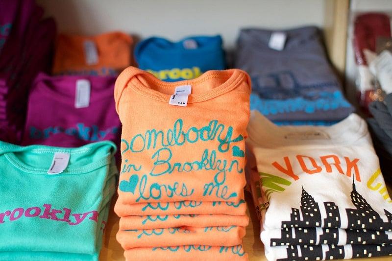 Baby Shoppers em Nova York