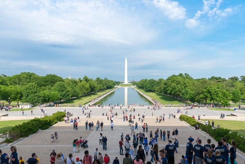 Obelisco em Washington
