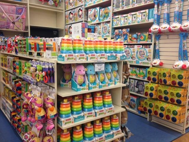 Loja Toy's R Us em Nova York