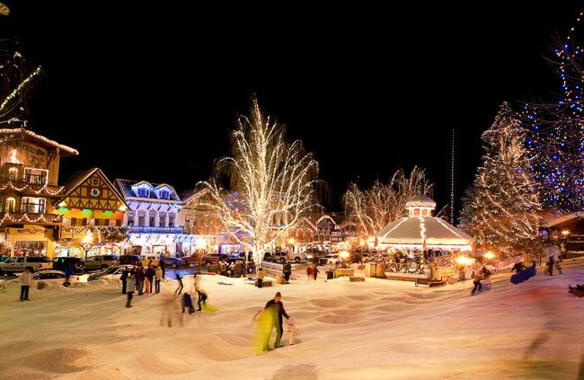 Natal em Washington