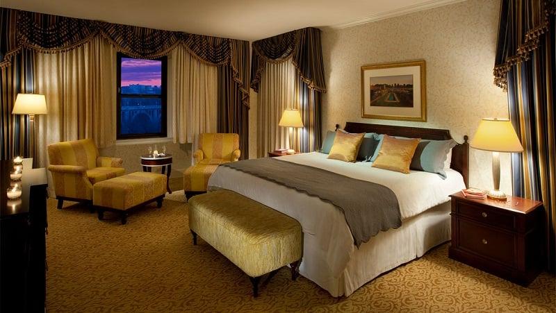 Hotéis para deficientes físicos em Washington