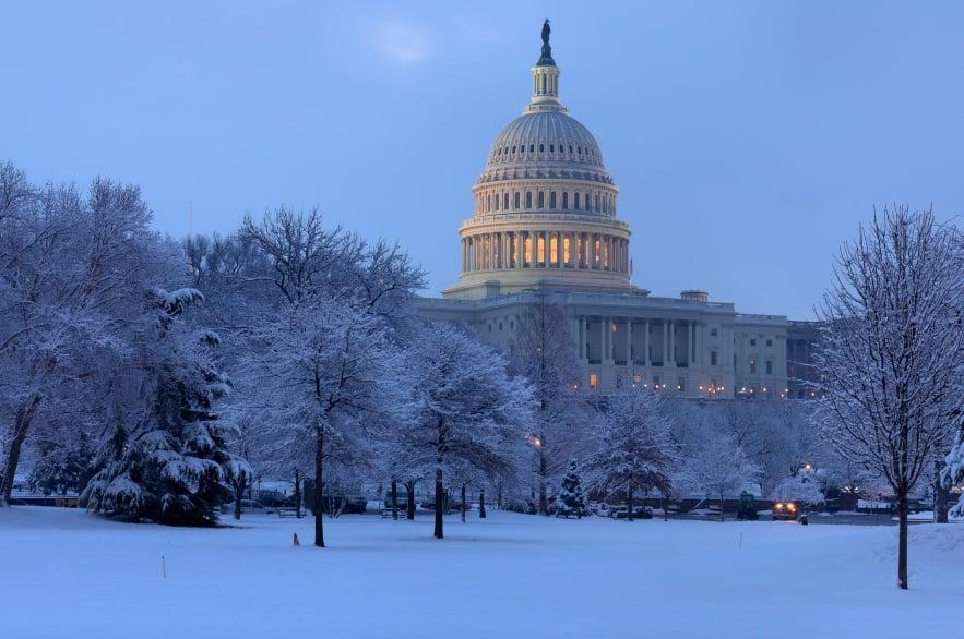 O que fazer no inverno em Washington