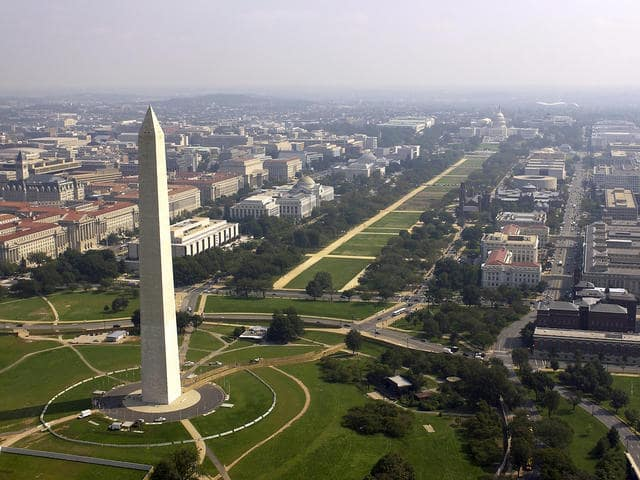 Monumento a Washington (Obelisco)