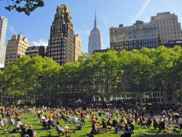 Principais parques de Nova York