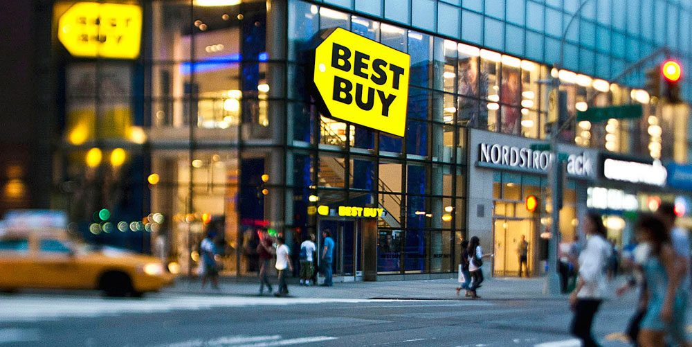 Best Buy em Nova York