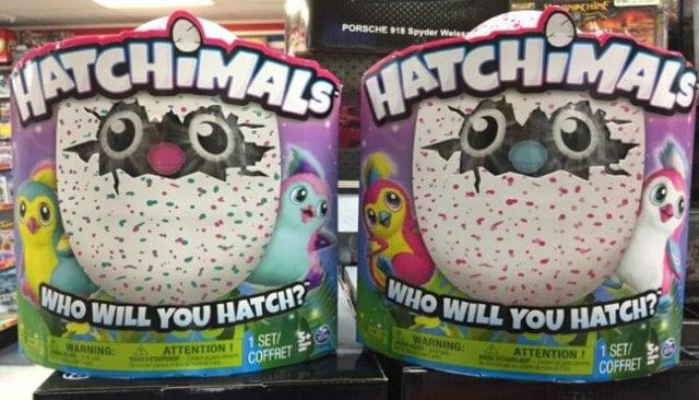 Onde comprar os brinquedos Hatchimals em Nova York