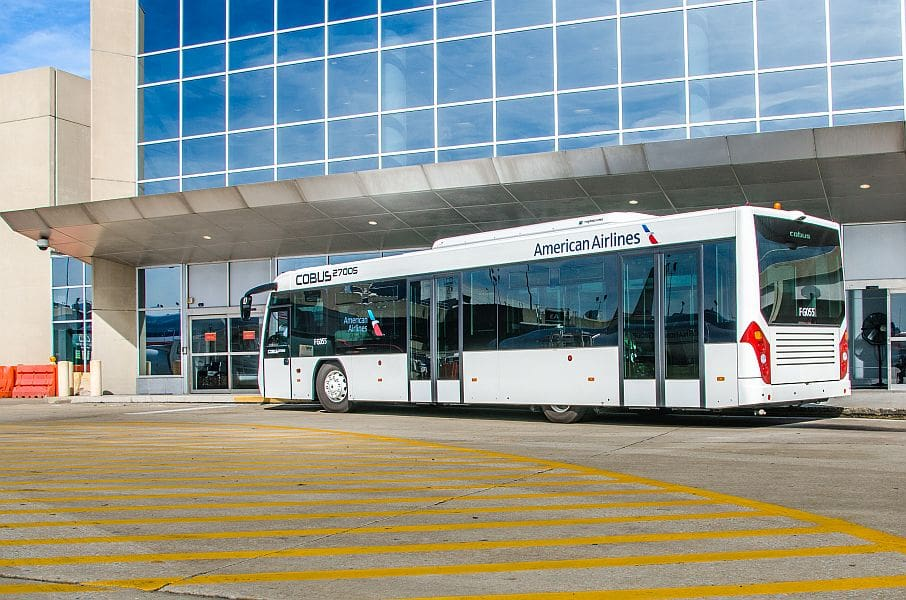 Ir de ônibus do aeroporto da Filadélfia até o centro