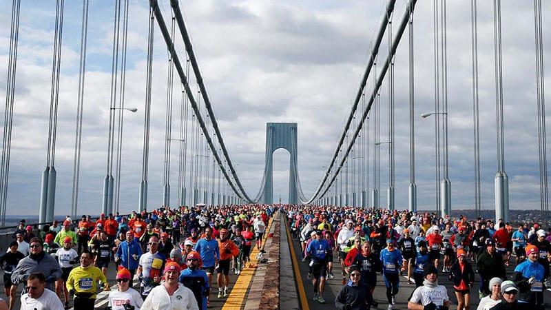 Público da Maratona de Nova York