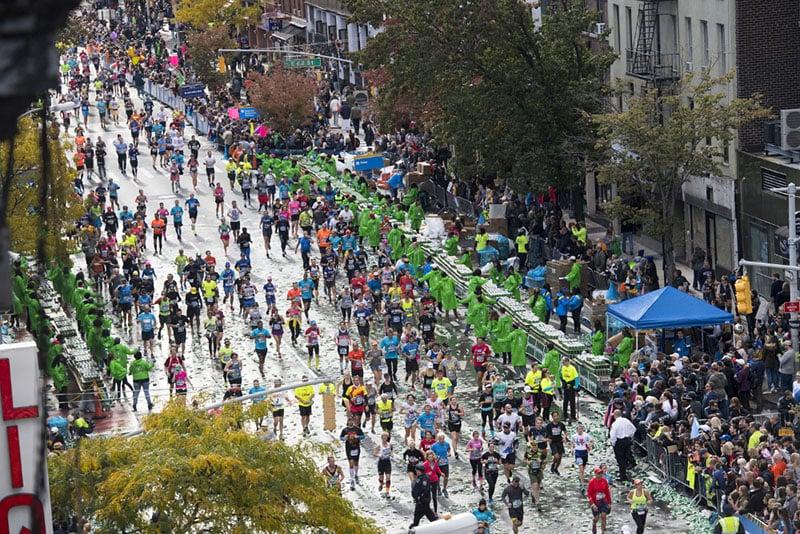 Sobre a Maratona de Nova York