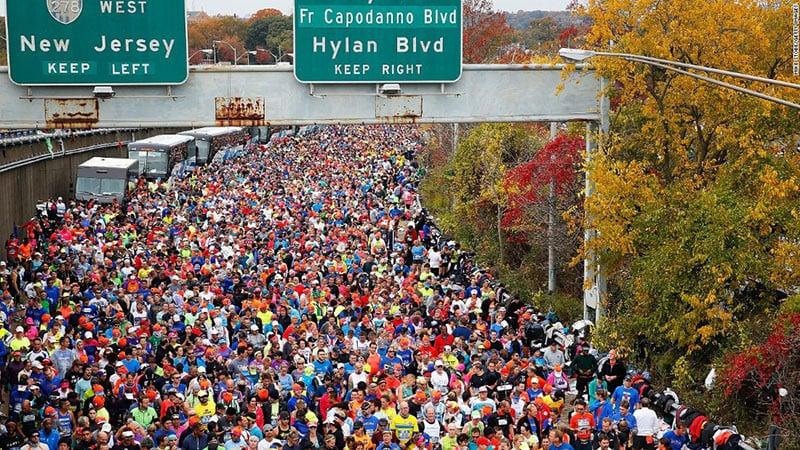 Quanto custa participar da Maratona de Nova York