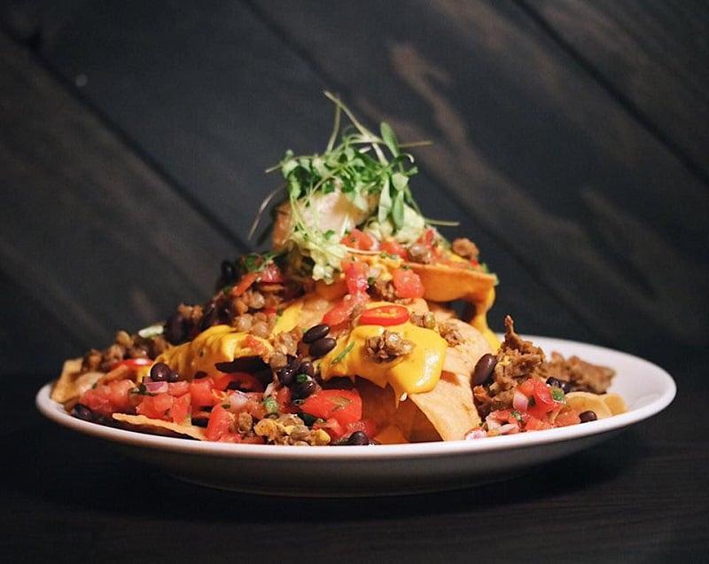 Restaurante vegano Modern Love