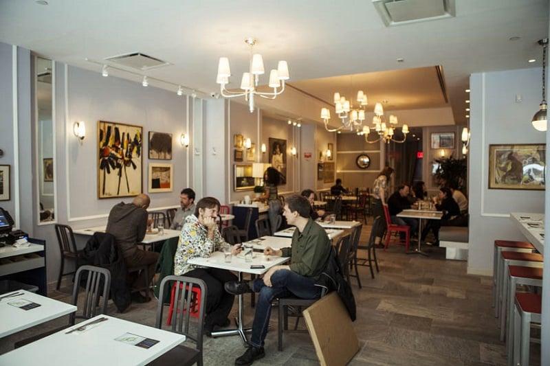Restaurante vegano Peacefood Cafe
