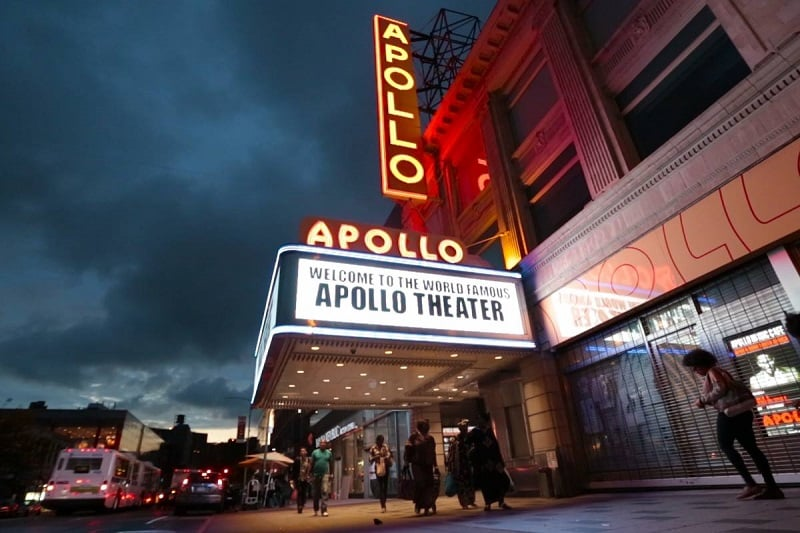 Apollo Teather em Nova York