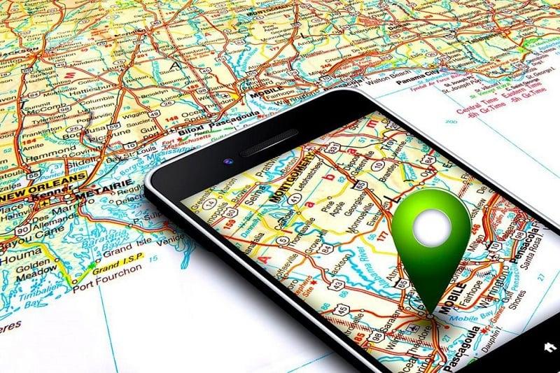 Dicas do GPS no aluguel de carro na Filadélfia