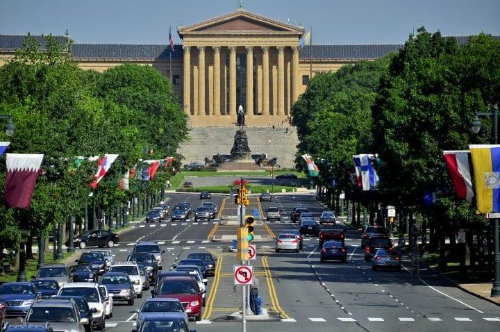 Documentos necessários para dirigir na Filadélfia
