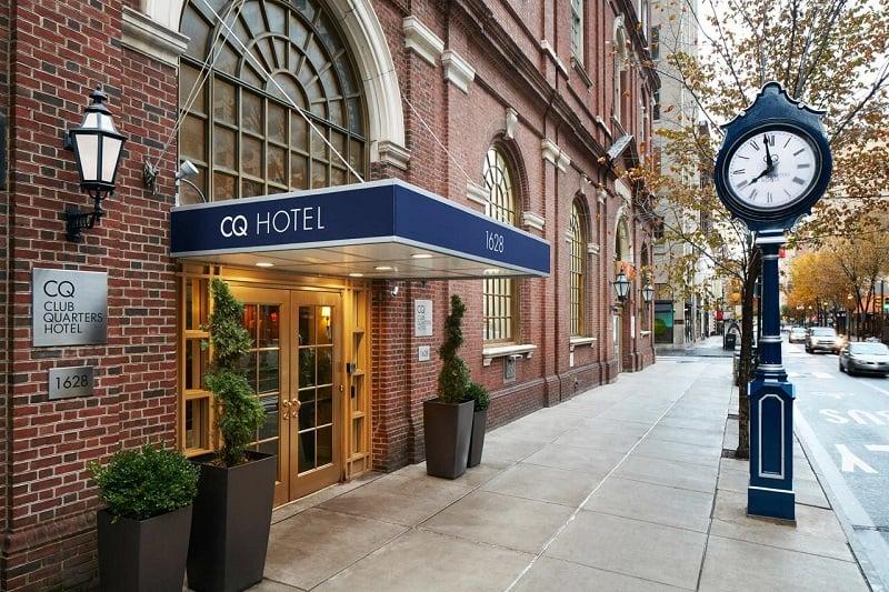 Hotéis bons e baratos na Filadélfia