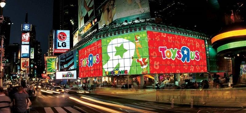 Loja Toys R Us