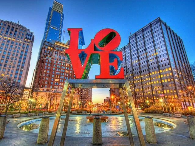 Roteiro de 1 dia na Filadélfia