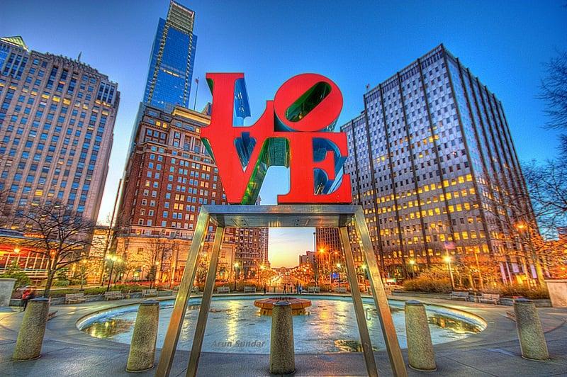 Clima e temperatura na Filadélfia