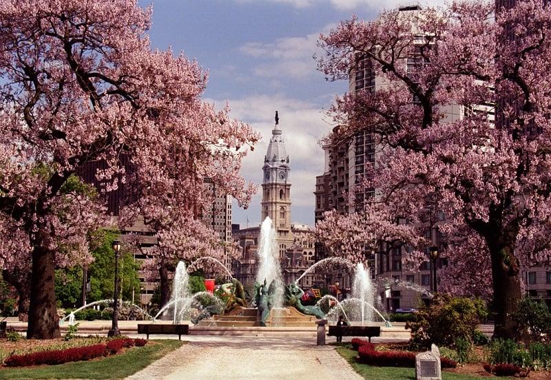 Primavera na Filadélfia