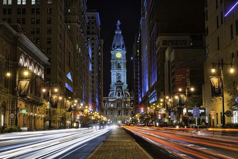 Roteiro de 2 dias na Filadélfia