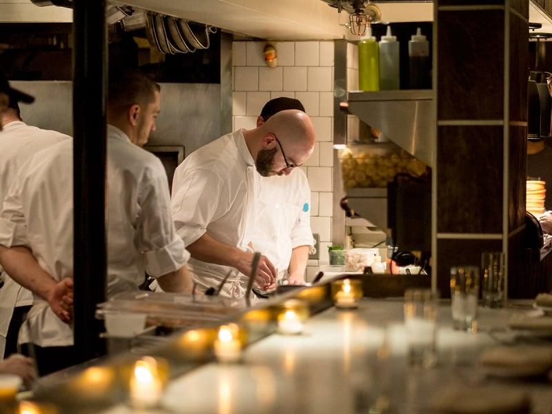 Restaurante Vernick Food & Drink na Filadélfia