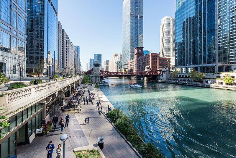 Chicago anuncia iniciativa para voltar a receber visitantes com responsabilidade
