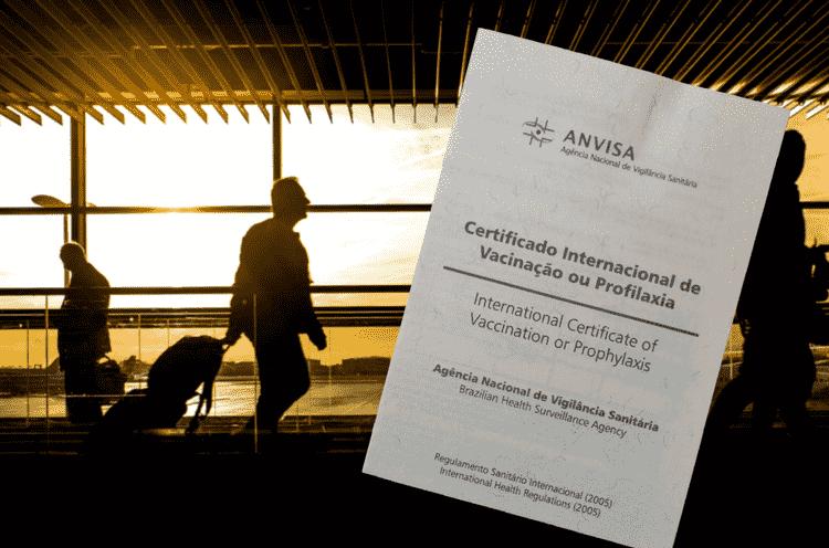 Preciso do certificado de vacinação internacional para entrar em Chicago?