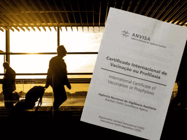 Vacinas e certificado de vacinação para Chicago