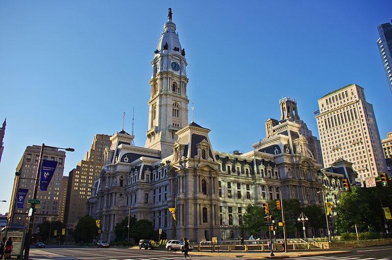 Pontos turísticos para deficientes na Filadélfia