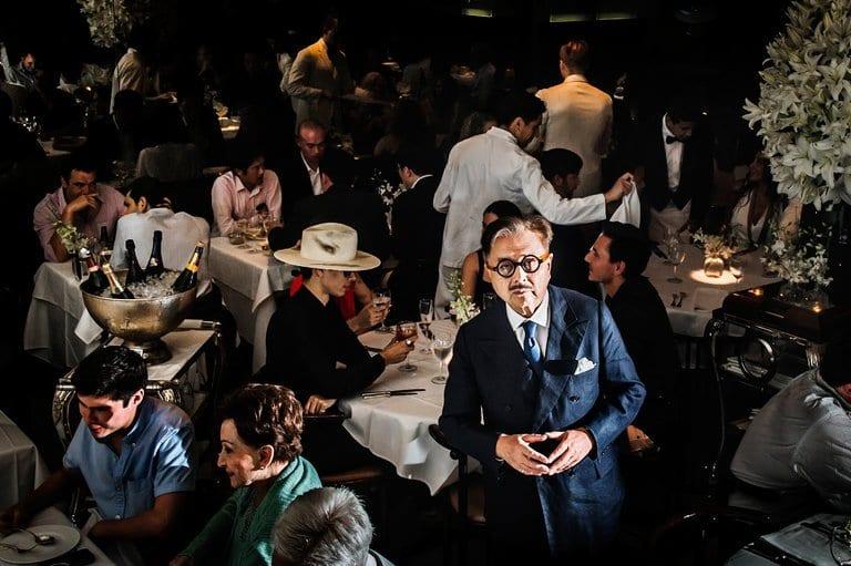 Conhecendo o restaurante Mr Chow em Nova York