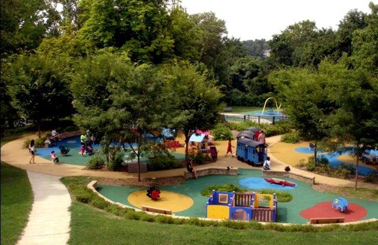 Smith Playground na Filadélfia
