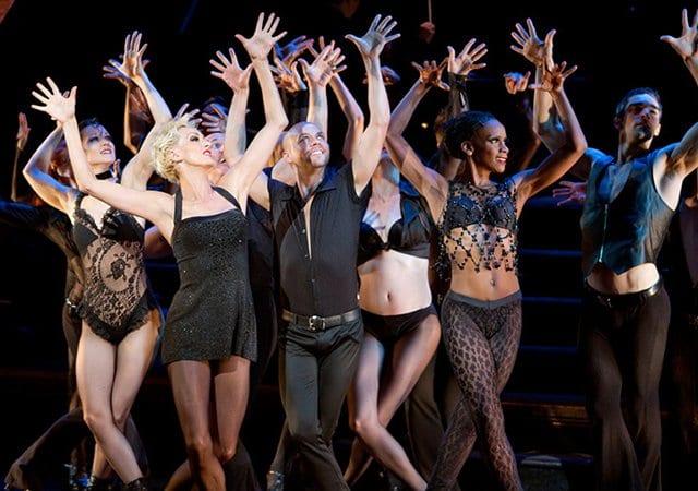Musical Chicago na Broadway em Nova York