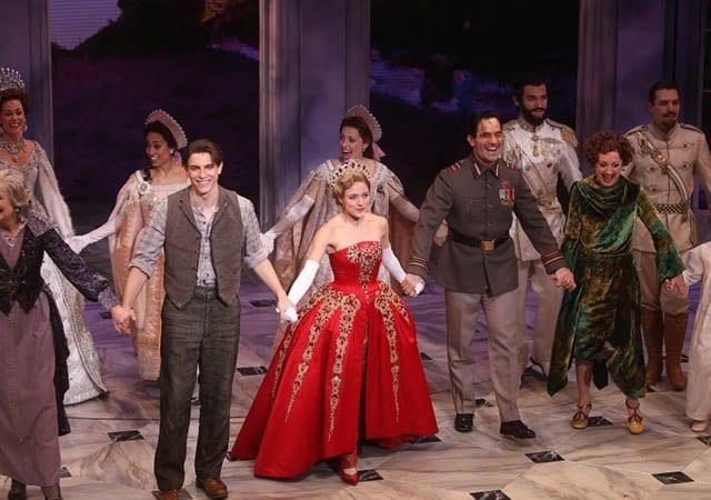 Musical Anastasia da Broadway em Nova York