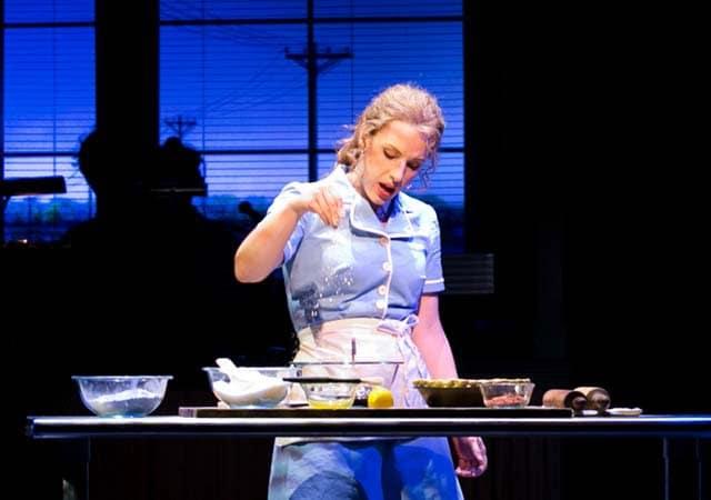 Musical Waitress, o espetáculo de Sara Bareilles da Broadway em Nova York