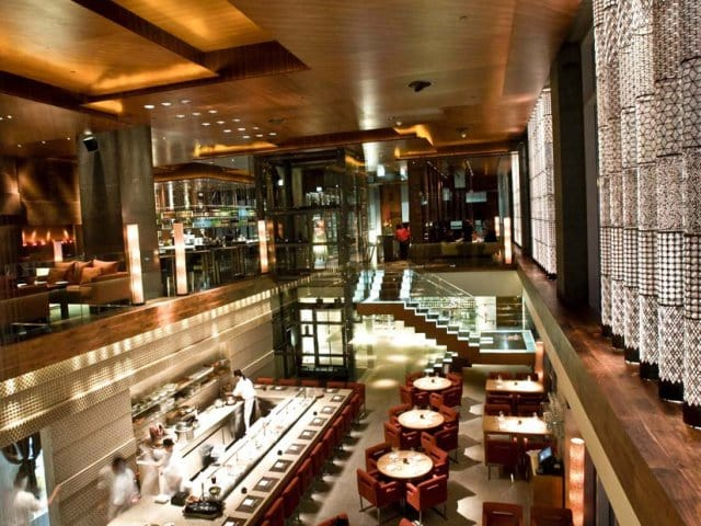 Restaurante Zuma em Nova York