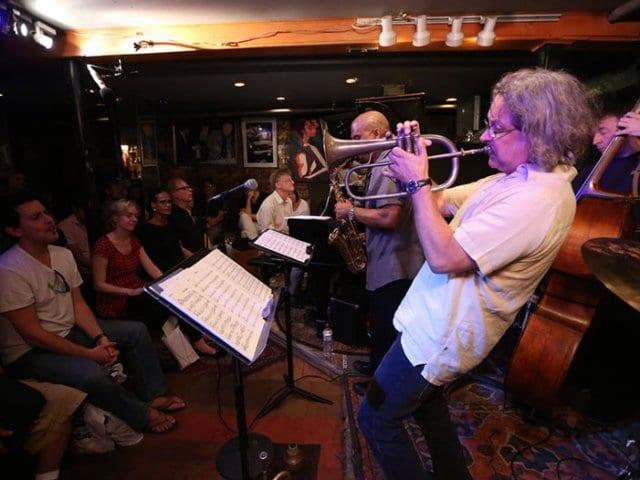 Smalls Jazz Club em Nova York