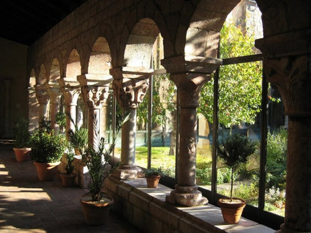 Museu The Cloisters em Nova York