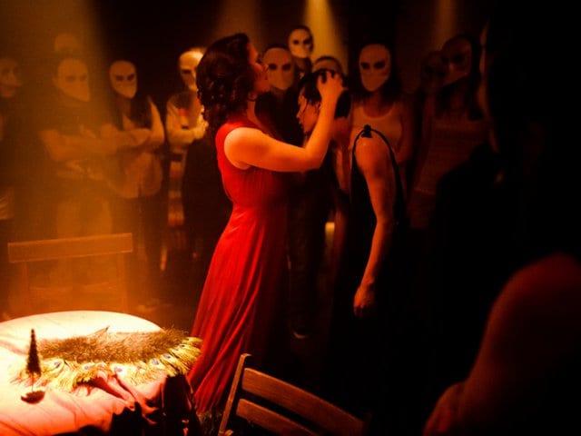 Peça de teatro Sleep No More em Nova York