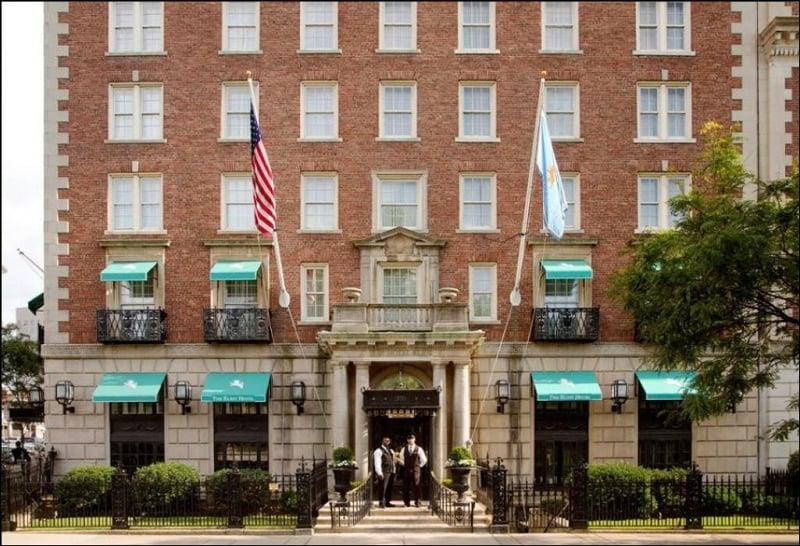Eliot Suite Hotel em Boston