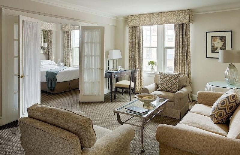 Hotéis bons e baratos em Boston