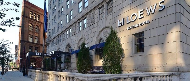 Loews Boston Hotel em Boston