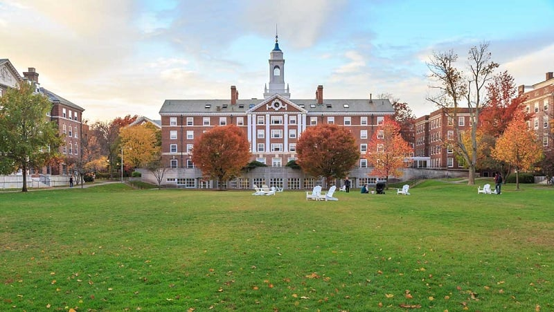Universidade de Harvard em Boston
